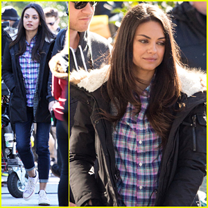 Mila Kunis Begins Filming 'Bad Moms' In New Orleans!
