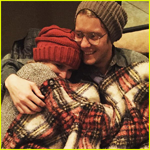 Miranda Lambert Cuddles with Boyfriend Anderson East in First Photo Together!