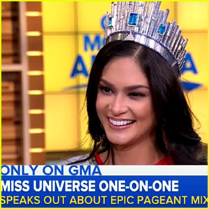Miss Universe Doesn't Think She Should Share Her Crown