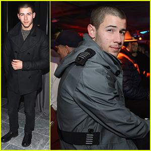 Nick Jonas Hits Up Sundance Film Festival 2016 for New Film 'Goat'