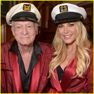 The Playboy Mansion is for Sale & It Comes With Hugh Hefner!