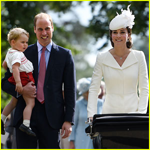 Prince William Talks Becoming a Dad: 'I'm a Lot More Emotional'