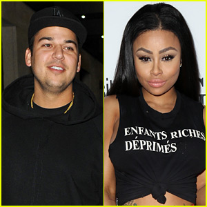 Rob Kardashian Comments on Blac Chyna Dating Rumors in New Instagram Post