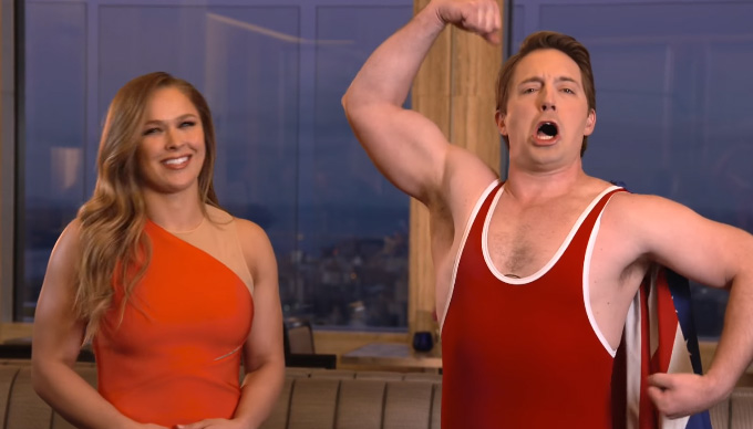 beck bennett lose weight
