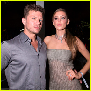 Ryan Phillippe's Fiancee Paulina Slagter Shows Off Engagement Ring!