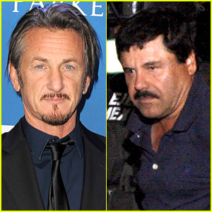 Sean Penn Interviews Drug Lord El Chapo - Watch the Video