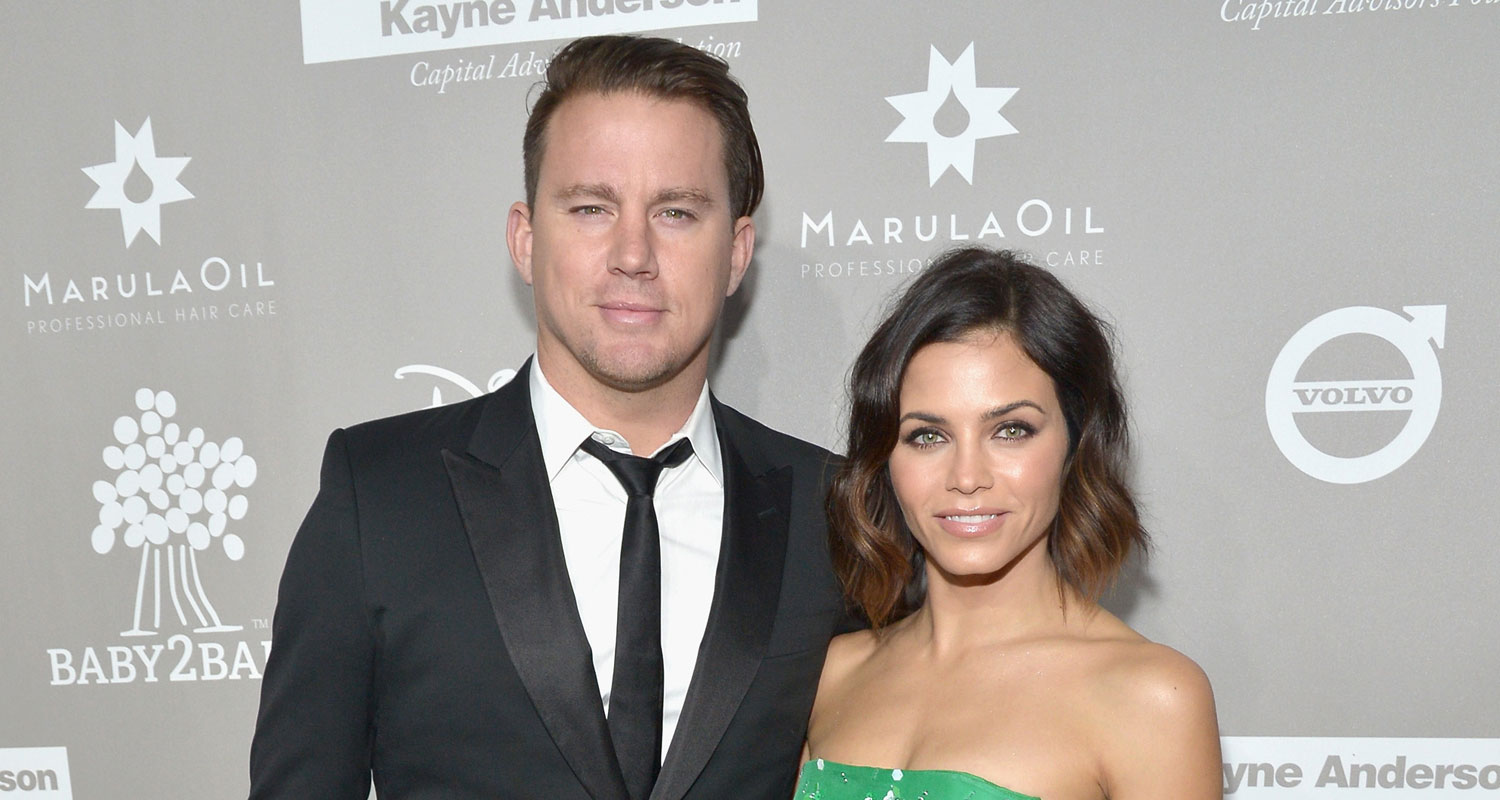 Channing Tatum Writes Romantic Instagram Note for Wife ...
