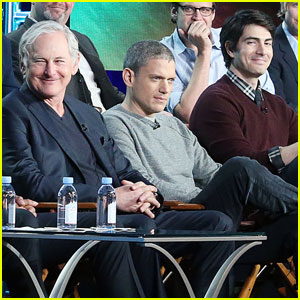 Wentworth Miller Brings 'DC's Legends of Tomorrow' to TCA