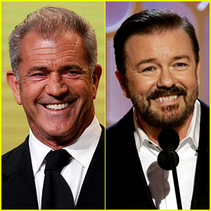 What Did Ricky Gervais Say to Mel Gibson at Golden Globes 2016? See Here!