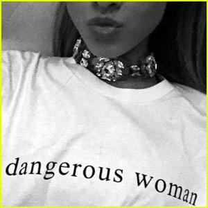 Ariana Grande Reveals Her New Album's Title!
