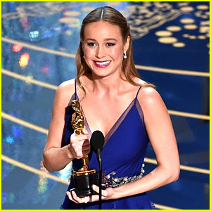 Brie Larson Wins Best Actress at Oscars 2016 for 'Room'