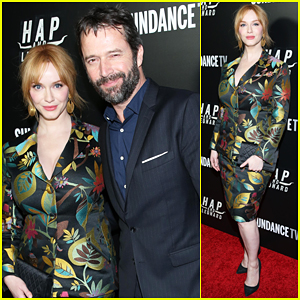 Christina Hendricks Brings 'Hap And Leonard' To NYC - Watch Official Trailer Here!