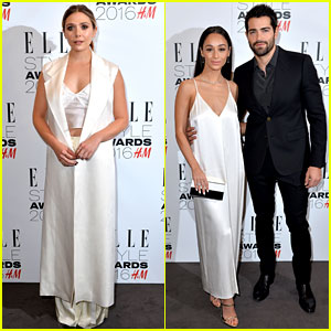 Elizabeth Olsen Wins Actress of the Year at Elle Style Awards!