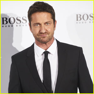 Gerard Butler Steps Out in Spain Amid Rita Ora Rumors