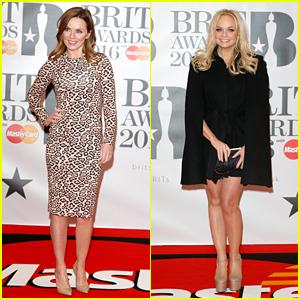 Geri Halliwell & Emma Bunton Return For BRIT Awards 2016