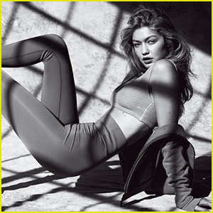 Gigi Hadid Is Sizzling in New 'CR Girls' Fashion Book By Carine Roitfeld