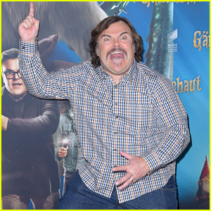 Jack Black Puts a Stocking Over His Face & Competes in Epic Challenge - Watch Now!