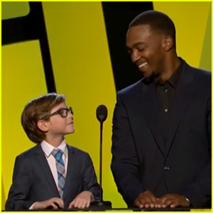 Jacob Tremblay & Anthony Mackie Have an Adorable Mix-Up at Spirit Awards 2016 - WATCH NOW!