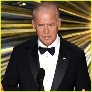 Vice President Joe Biden Introduces Lady Gaga at Oscars 2016 (Video)