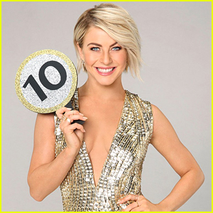 Julianne Hough Out As Judge On 'Dancing With The Stars'