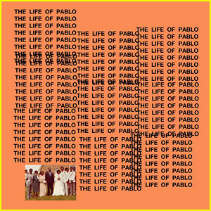Kanye West Debuts 'The Life of Pablo' Cover Art
