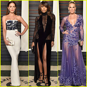 Kate Beckinsale & Gabrielle Union Glam Up for Vanity Fair Oscars 2016 Party!