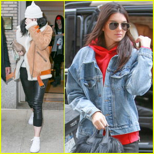 Kendall Jenner Forgets Her Pants in New Estée Lauder Commerical