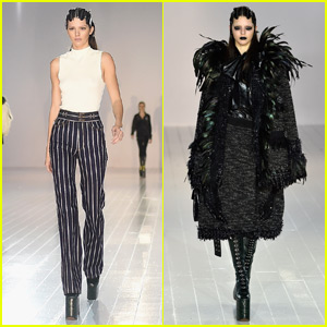 Kendall Jenner Rules the Runway for Marc Jacobs' NYFW Show