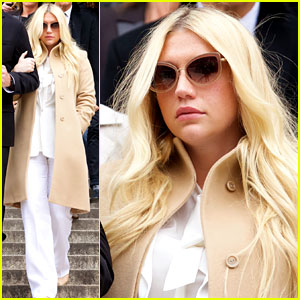 Kesha Denied Release from Her Contract with Dr. Luke