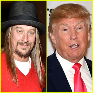 Kid Rock Endorses Donald Trump for President
