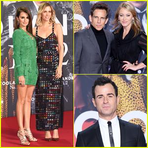 Kristen Wiig Reunties with 'Zoolander 2' Cast At Berlin Premiere!