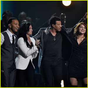 John Legend, Luke Bryan, & More Pay Tribute to Lionel Richie at Grammys 2016