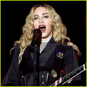 Madonna Fired Her Trainer for Sleeping with Her Boyfriend