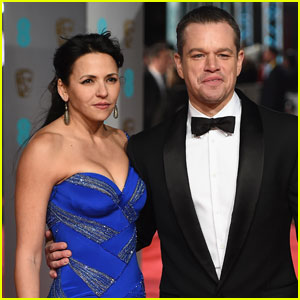 Matt Damon is a Lead Actor Nominee at BAFTAs 2016