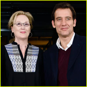 Meryl Streep & Clive Owen Serve on Berlin Film Festival Jury