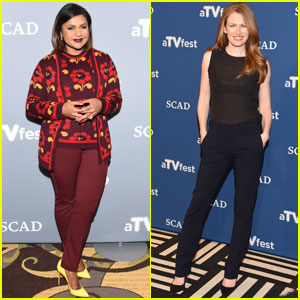 Mindy Kaling & Mireille Enos Bring Their Shows to aTVfest 2016