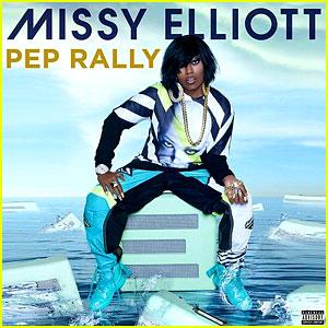 Missy Elliott: 'Pep Rally' Full Song & Lyrics - LISTEN NOW!