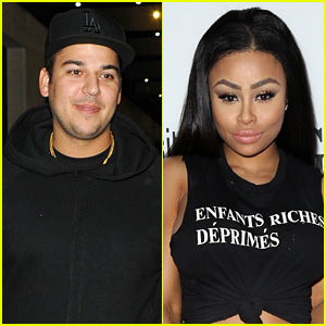 Rob Kardashian Went All Out for Blac Chyna on Valentine's Day!