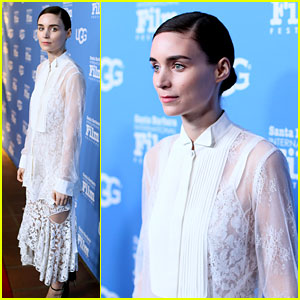 Rooney Mara Receives Cinema Vanguard Award at Santa Barbara Film Festival 2016