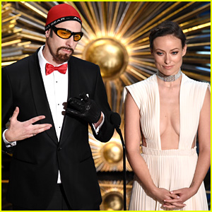 Sacha Baron Cohen's Ali G Makes Appearance at Oscars 2016 - Watch Now!