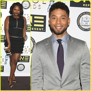 Jussie Smollett Wins New Recording Artist at NAACP Image Awards 2016