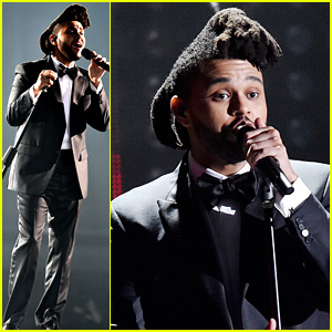 The Weeknd's Grammys 2016 Performance