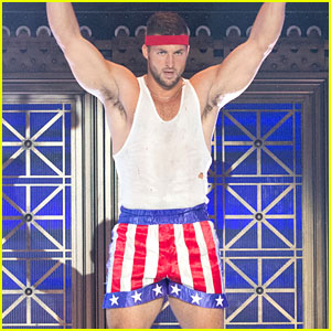 Tim Tebow Becomes Rocky Balboa for 'Lip Sync Battle' (Video)