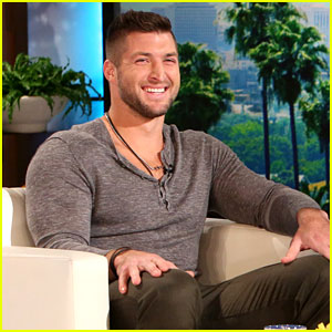 Tim Tebow Reveals What He's Looking For in a Girlfriend
