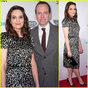 Tina Fey Gets Support From Joe Biden At 'Whiskey Tango Foxtrot' D.C. Screening!