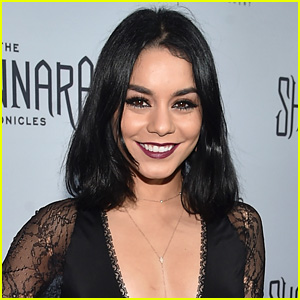 <b>Vanessa Hudgens</b> Cast in NBC's DC Comics Pilot 'Powerless'! - vanessa-hudgens-powerless-pilot