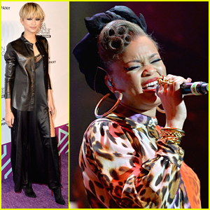 Andra Day Kicks Off Grammys Weekend at Essence Black Women in Music Event 2016