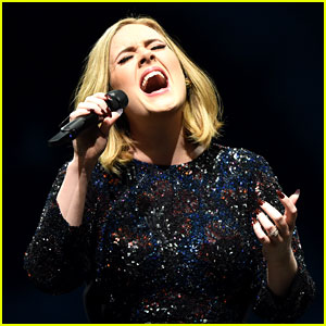 Adele Pays Tribute to Brussels in Touching Concert Moment