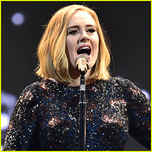 Adele Reveals She Had a Beard While Pregnant, Named it 'Larry'