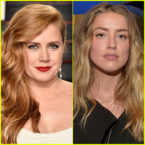 Amy Adams Is Excited to Work with Amber Heard on 'Justice League'